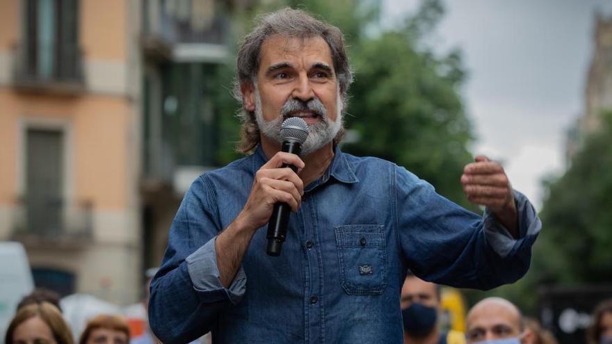 Cuixart pide a los partidos no renunciar a la amnistía y la autodeterminación