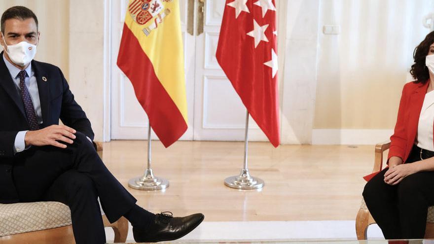 Directo   Sánchez y Ayuso alcanzan un acuerdo para frenar el virus en Madrid