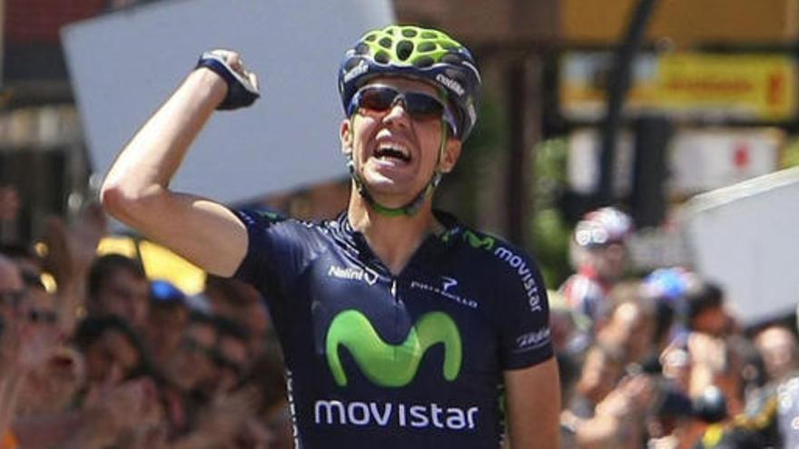 Jesús Herrada, campeón de España de ciclismo