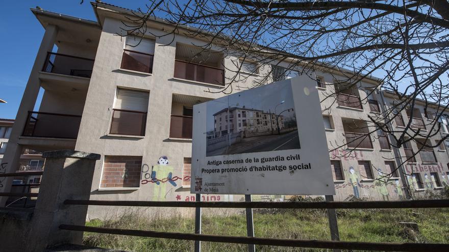 Moià Deute diu que el poble arrossega 20 anys de retard en inversions per la llosa del govern Montràs
