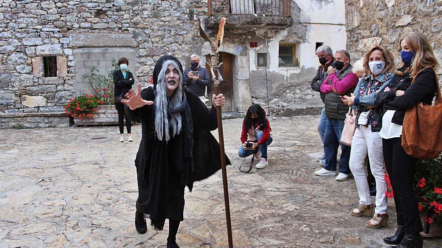 Las brujas vuelven a Piedrafita