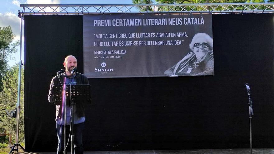 'Rigor mortis' i 'A l'esquerra del pare' guanyen el I Certamen literari Neus Català