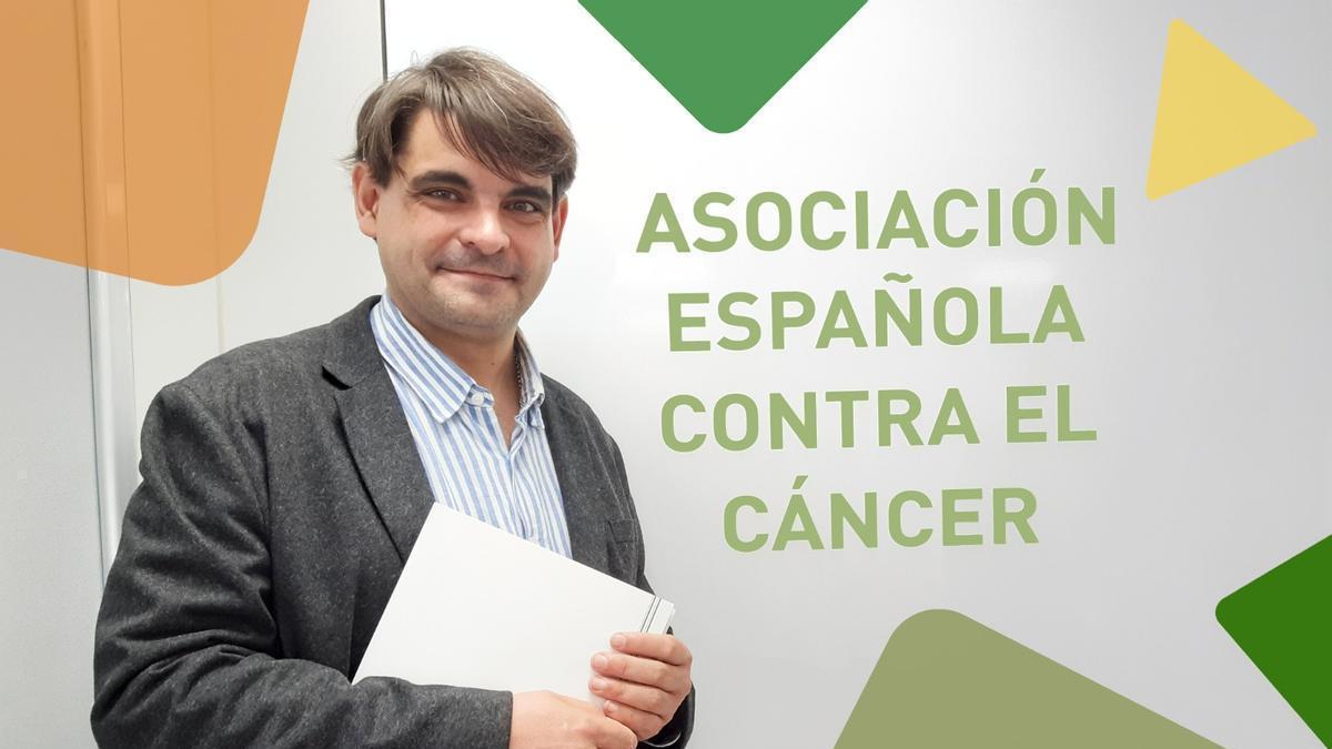 José Reyes, nuevo presidente de la AECC en Baleares