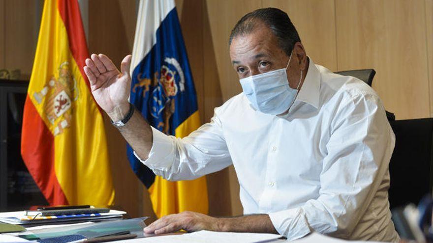 """Trujillo apela a disfrutar dentro de las """"reglas"""" marcadas tras decaer el estado de alarma"""