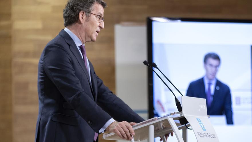 Cierre total de la hostelería y reuniones solo con convivientes en Galicia