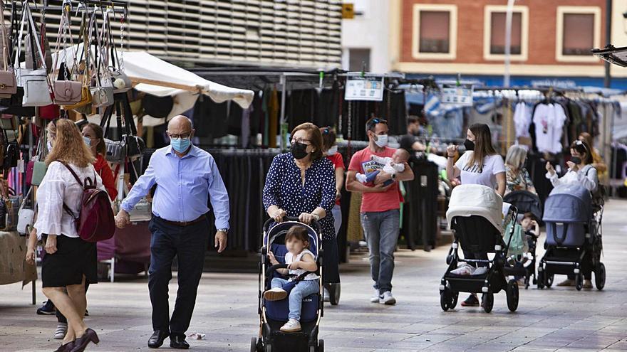 El área Xàtiva-Ontinyent homologa sus tasas de contagios a Laponia