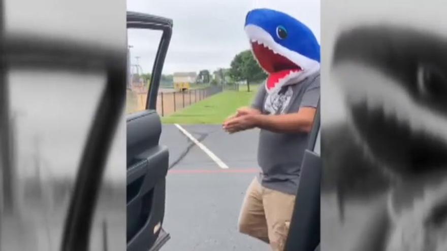 El nuevo reto en internet: 'Baby shark challenge'
