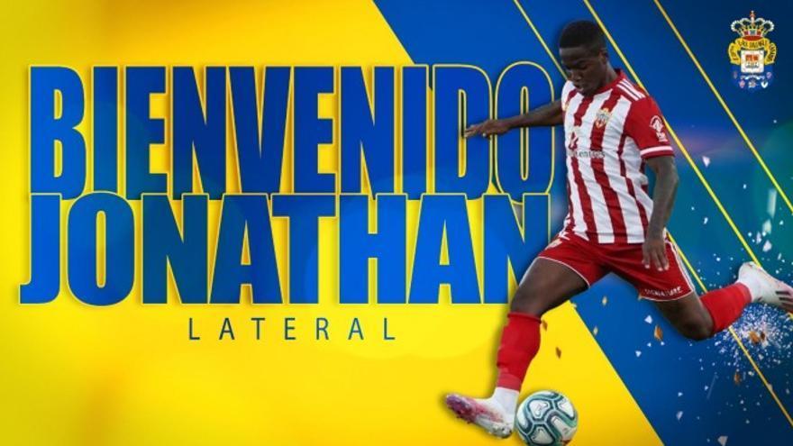 Jonathan Silva refuerza el carril izquierdo de la UD Las Palmas