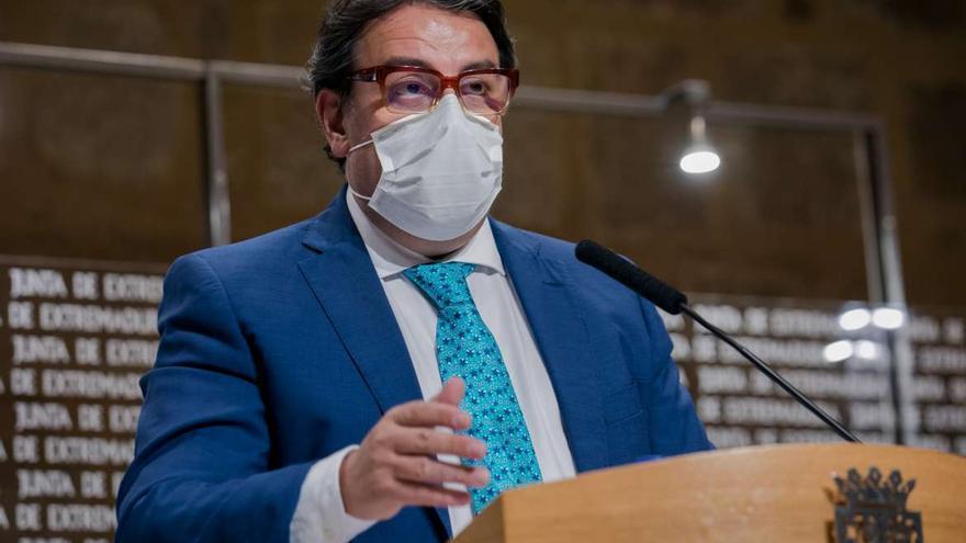 La Junta de Extremadura dejará de informar a diario sobre la pandemia