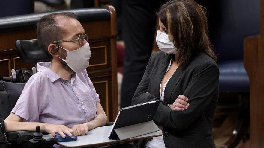 Podemos choca con el PSOE por la renovación del CGPJ