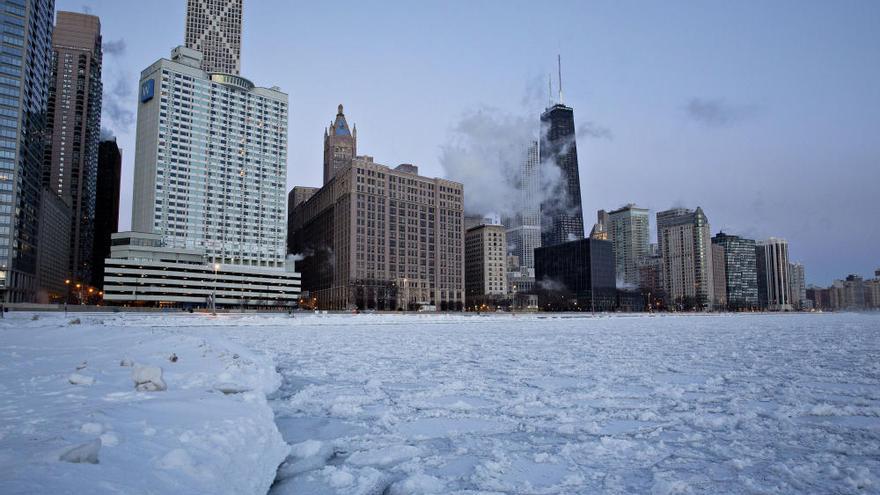 La ola de frío polar que azota EEUU deja ya 10 muertos