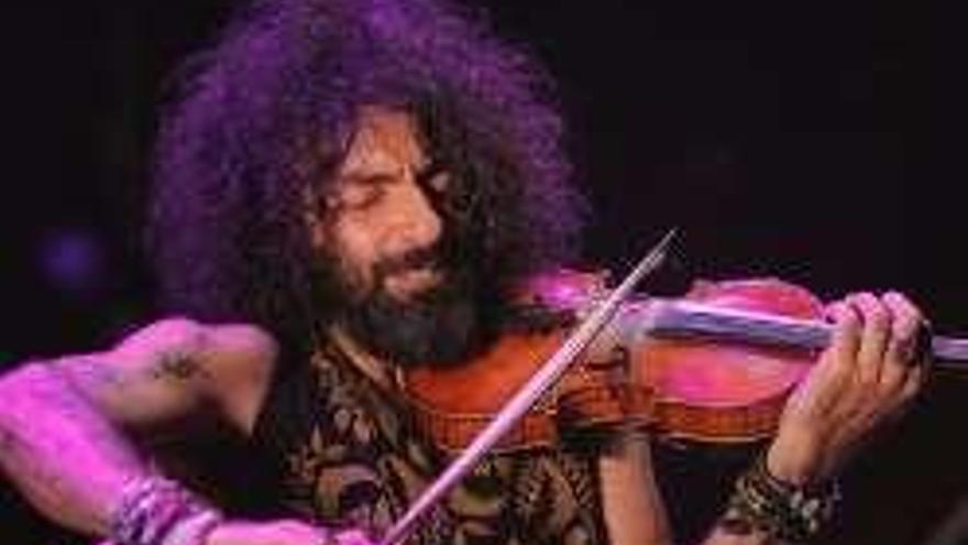 El violonista Ara Malikian se suma a los conciertos al aire libre de Castrelos