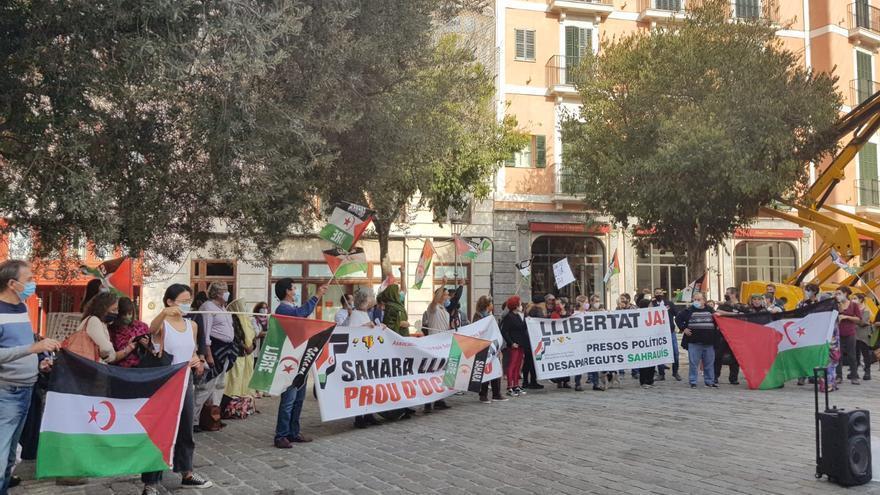 Los hijos de la diáspora saharaui entregarán su vida si hay contienda