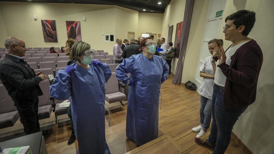 Nuevos casos de coronavirus en Callosa del Segura y Elche