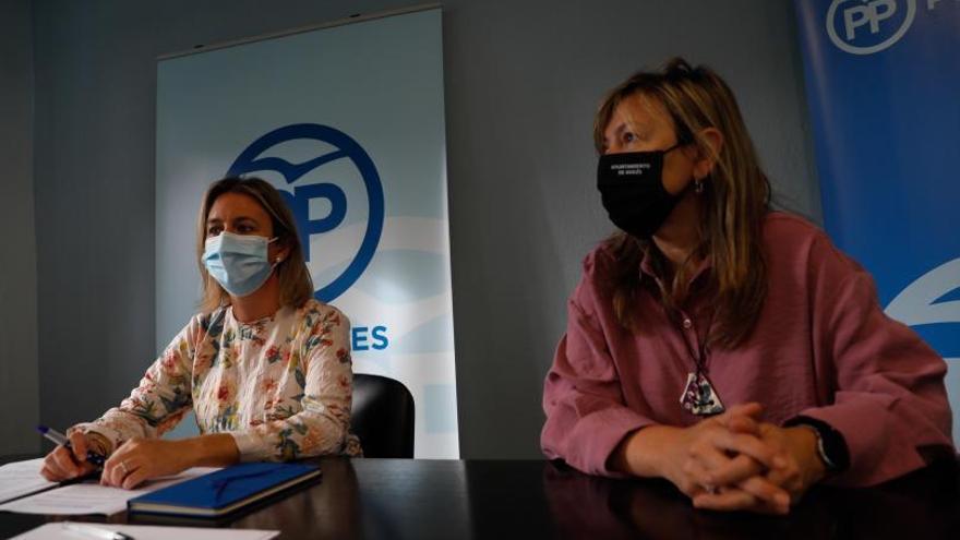 El PP urge un espacio de rehabilitación en Avilés para personas con discapacidad