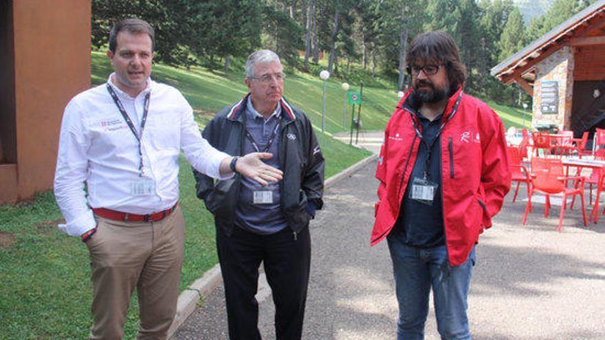 Pirineus-Barcelona rep l'aval del COI per aspirar als Jocs d'Hivern de 2030