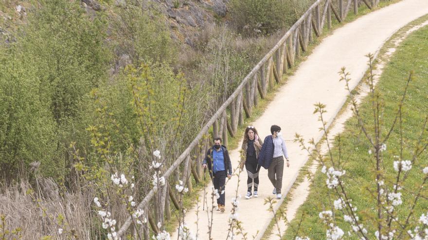 El trimestre se cerró en seco en Asturias: esta es la previsión para el mes de abril