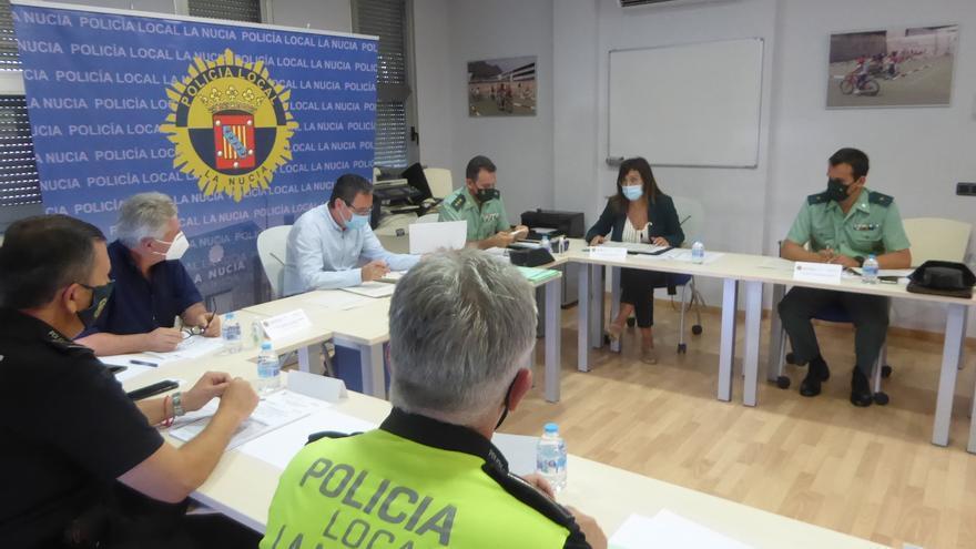 La Nucía renueva la colaboración con Guardia Civil contra la violencia de género