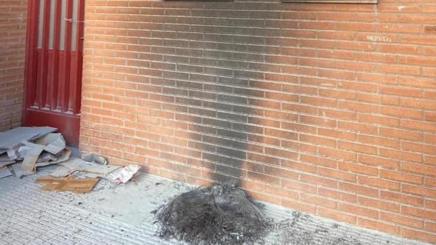 Indignación ante la oleada de vandalismo en colegios de la Vall d'Uixó