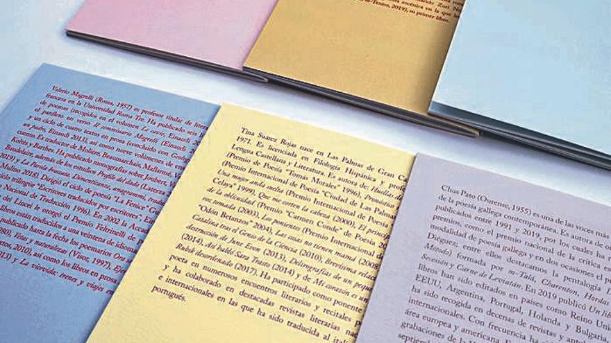 El Ateneo publica 'Lecturas silenciosas', una colección de poesía de seis autores
