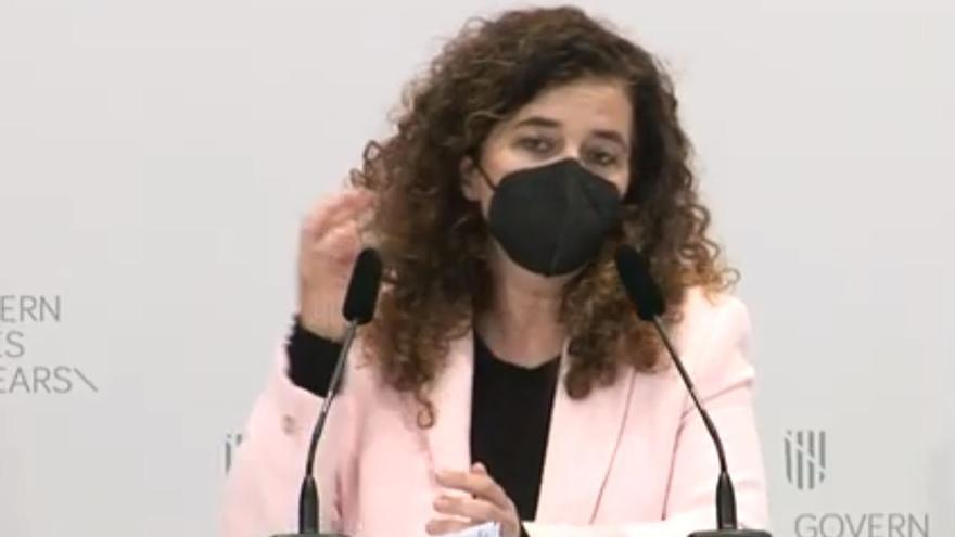 El Govern rechaza los ceses  de cargos vacunados que exige Més