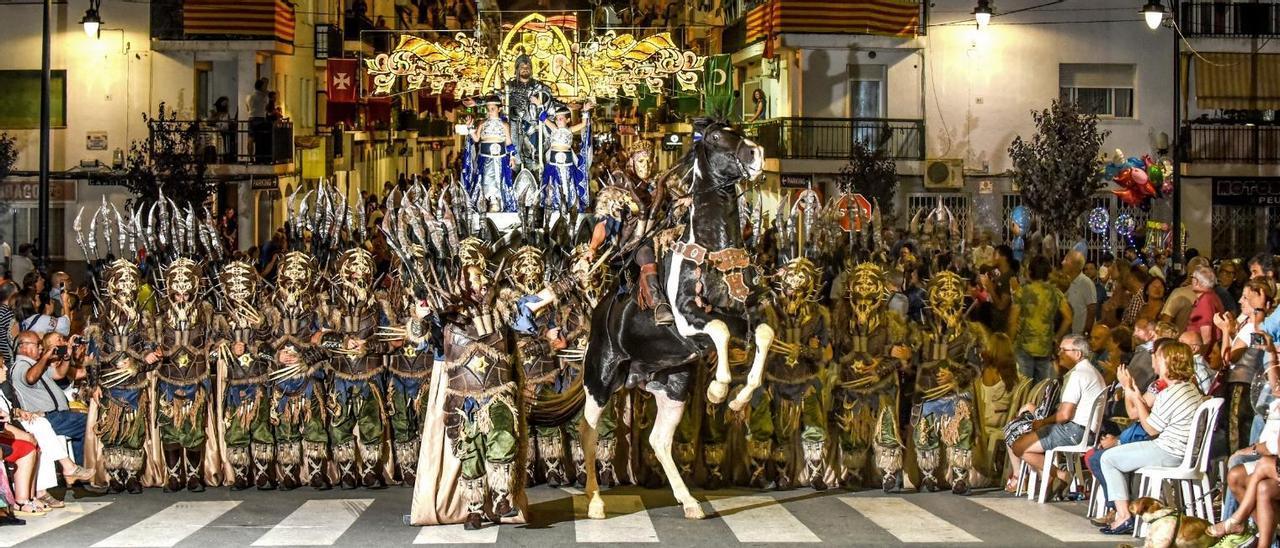 El Consell declara a las fiestas patronales de Altea como Fiestas de Interés Turistico de la Comunidad Valenciana