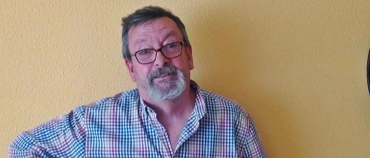 El psicólogo clínico del Hospital de la Marina Baixa, José Vicente Andreu. | INFORMACIÓN