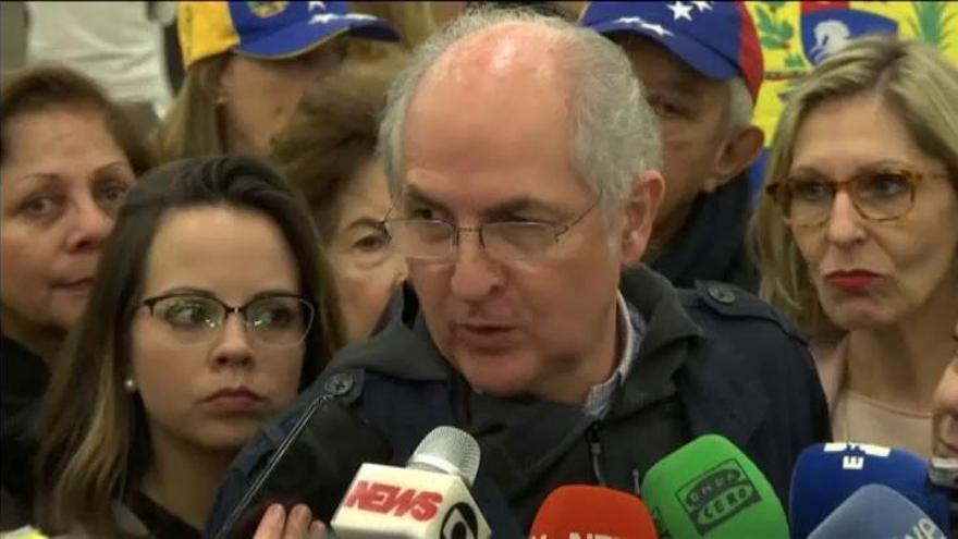 "Ledezma: ""Jamás pensé en emigrar de Venezuela"""
