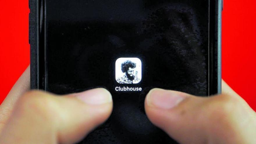 Clubhouse, el auge del audio