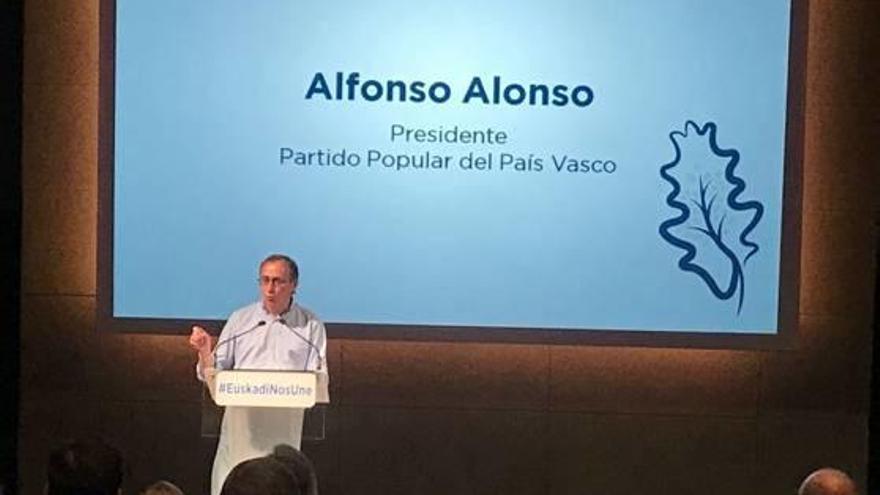 El PP afirma que ETA no pot«dictar el futur» i qualifica el seu comunicat de «repugnant»