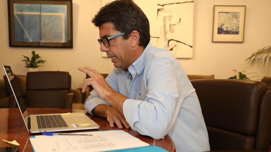 La mala gestión de Carlos Mazón la pagan los ayuntamientos