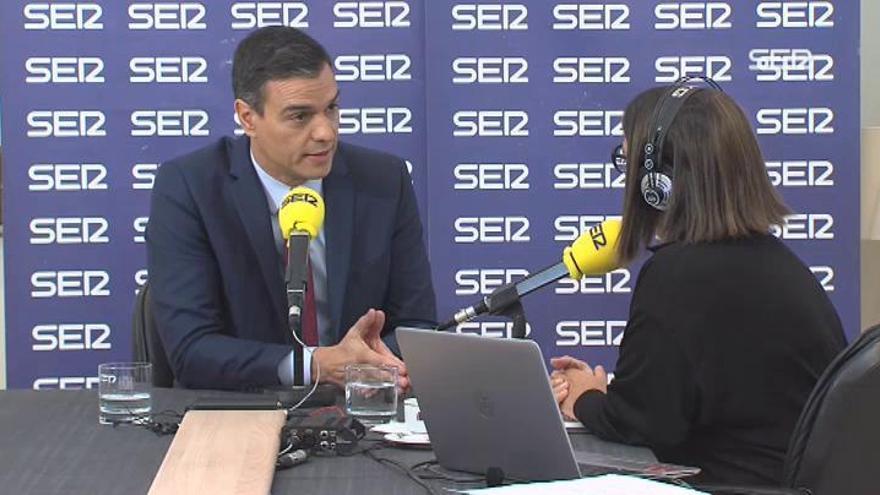 Sánchez estudiará recurrir la propuesta de PP C's y Vox para ilegalizar partidos independentistas