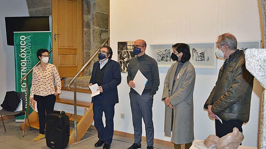 El Museo Etnolóxico atesora 58 piezas de la colección Abrente