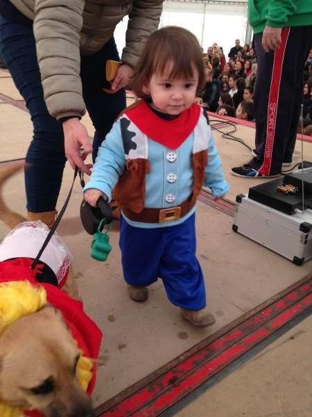 Carnavales Toro 2017: Sábado de Carnaval