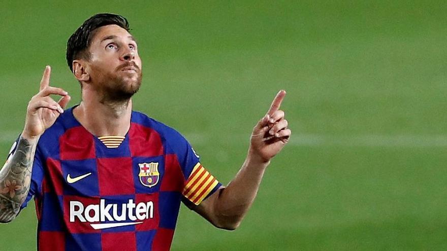 Messi se apunta un nuevo récord tras lograr su séptimo 'pichichi'