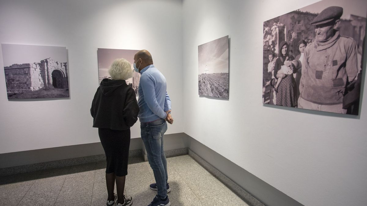 Presentation of the traveling exhibition of the Tabarquino world