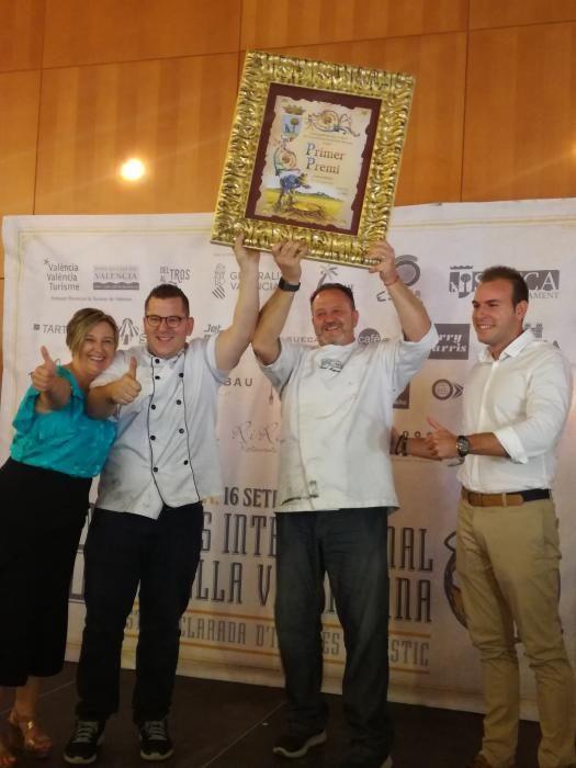 sueca concurso internacional de paella valenciana