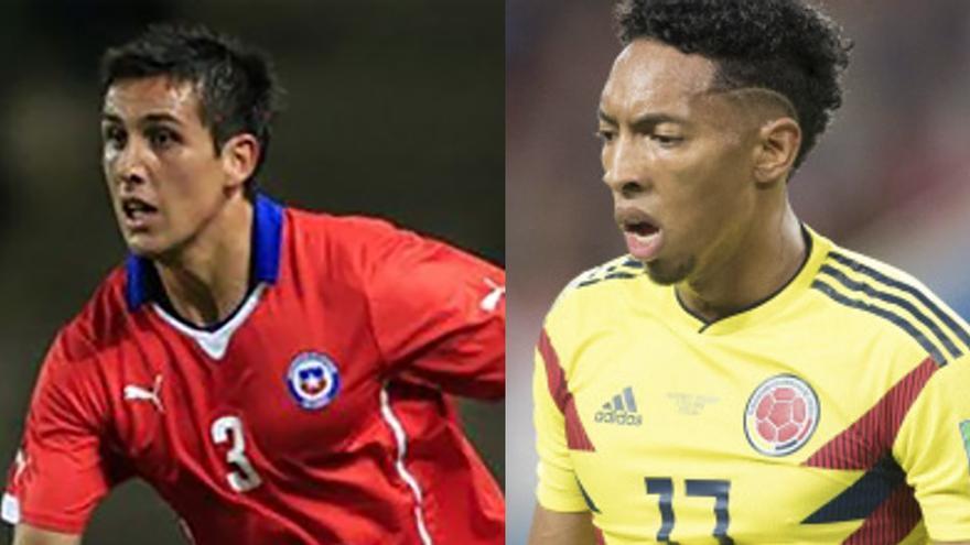 Roco y Mojica juegan esta noche sus últimos partidos con sus selecciones
