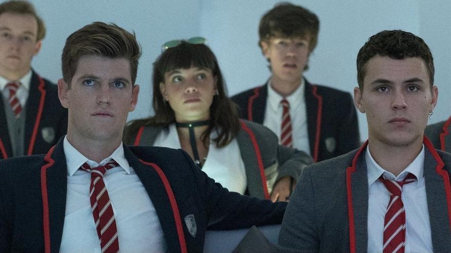 Netflix confirma el primer spin-off de 'Élite' antes del estreno de la cuarta temporada