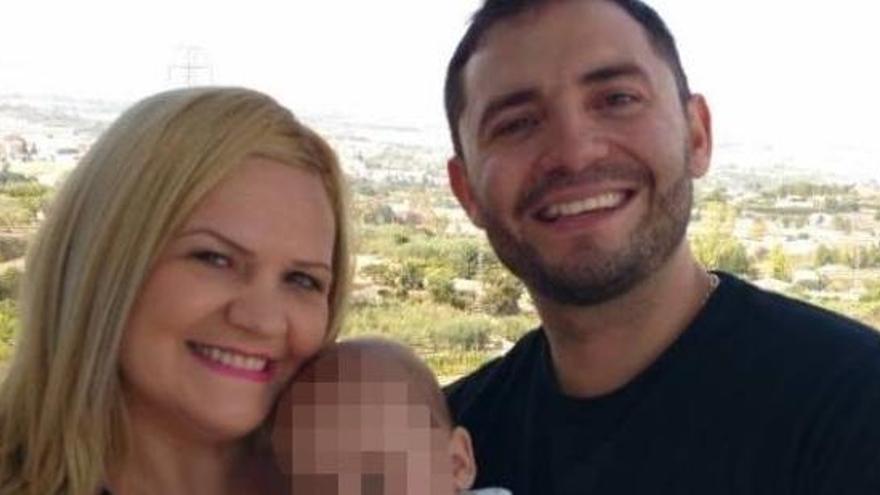 Declaran culpable del crimen al marido de la valenciana asesinada en México