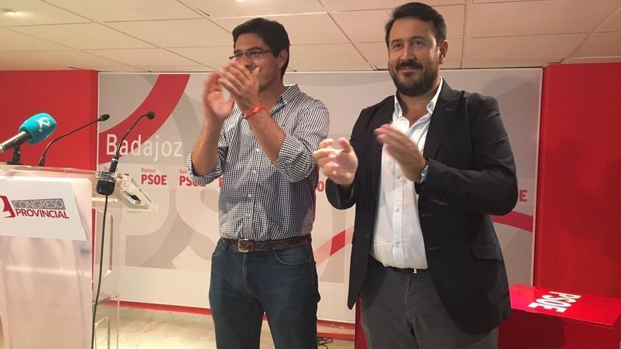 Díaz Farias no concurrirá a la secretaría general del PSOE de Badajoz y apela a la unidad