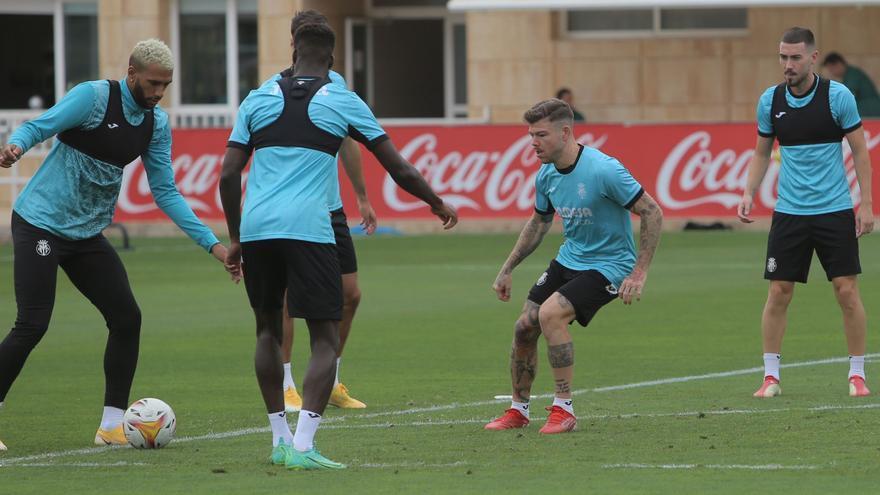 Alberto Moreno quiere un Villarreal ambicioso y fijo en la Champions