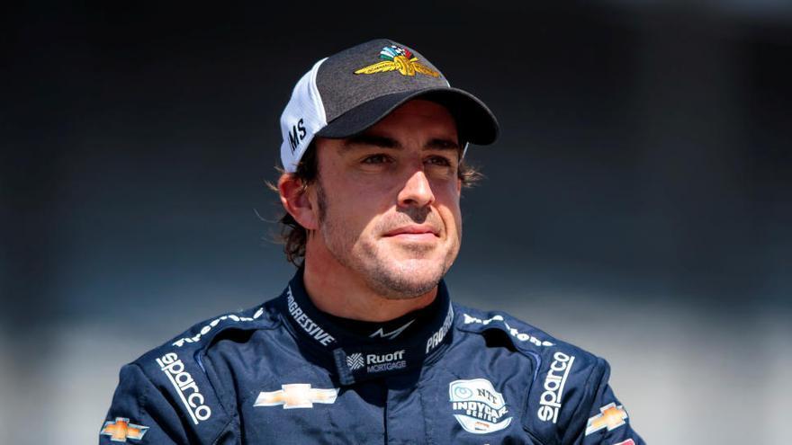 Alonso, operat amb èxit d'una fractura a la mandíbula