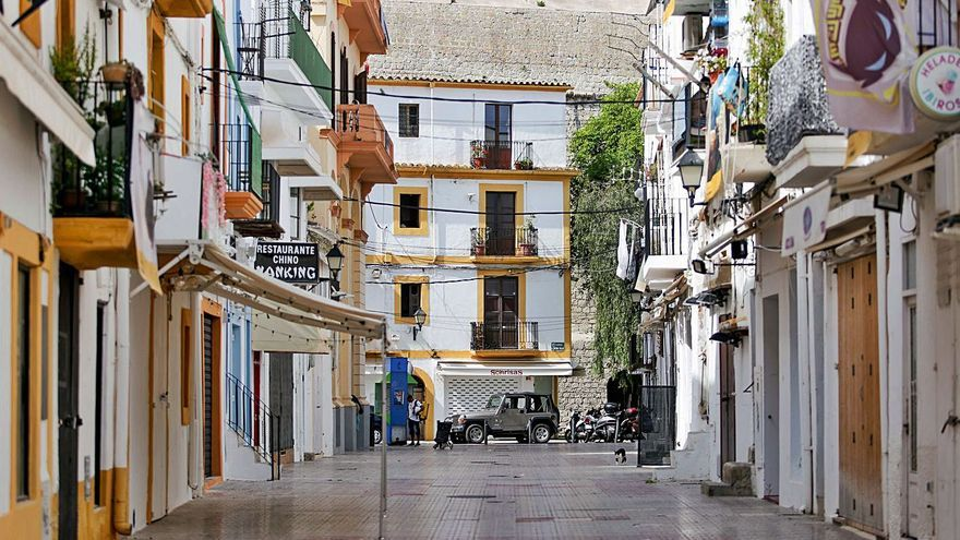 1,3 millones del Gobierno para mejorar la Marina de Ibiza, Dalt Vila y es Pujols