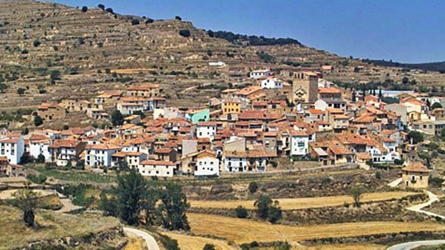 'La Panderola' disfruta de una jornada en Portell de Morella