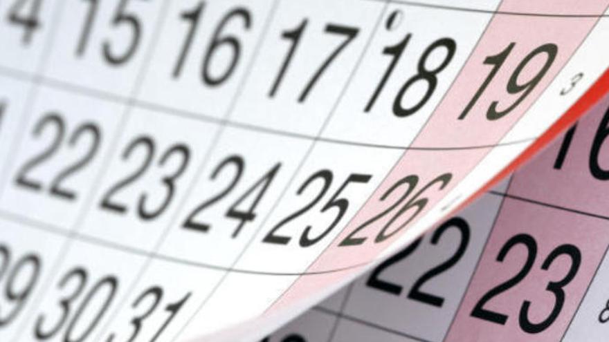 Este es el calendario de festivos de 2020 en Canarias