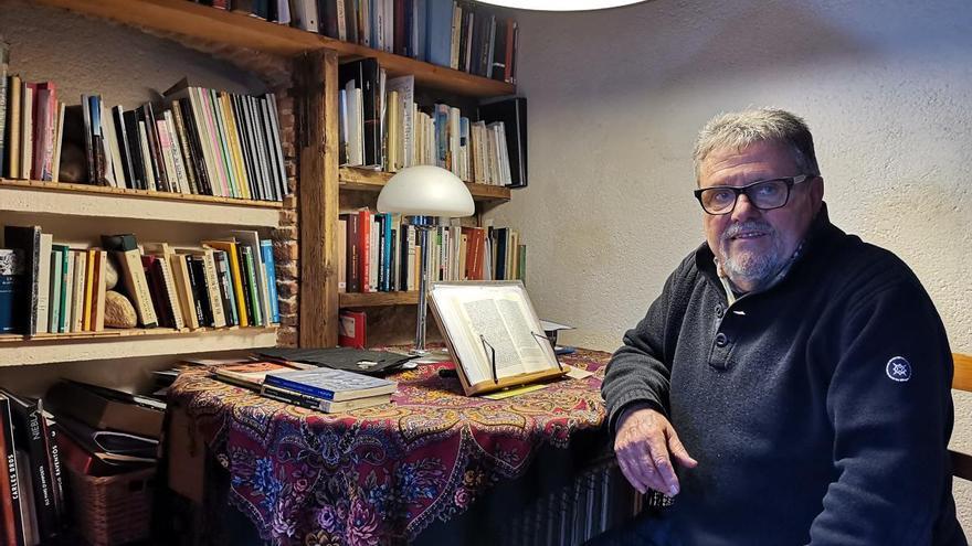 Albert Pujol, de l'art a l'estudi del coneixement del món