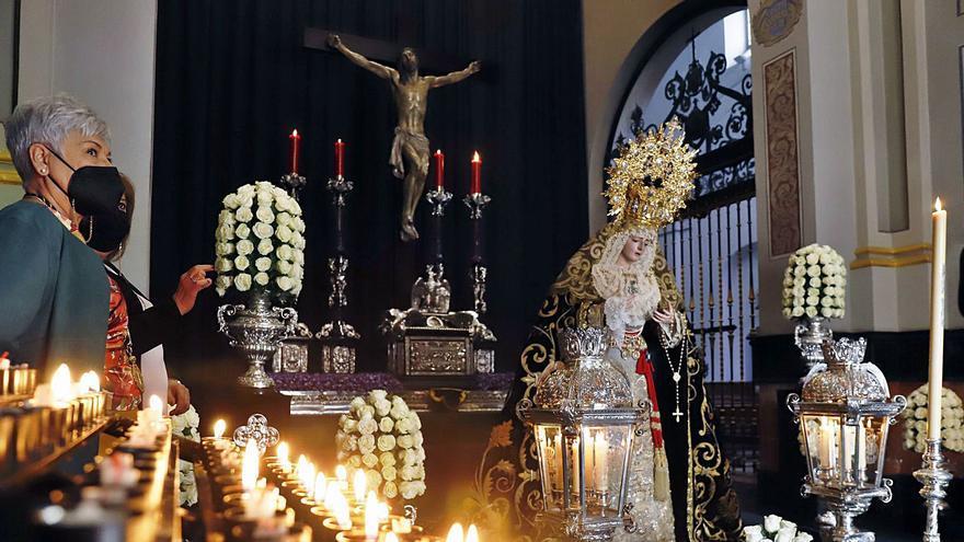 Actos y cultos que celebran las cofradías del Miércoles Santo