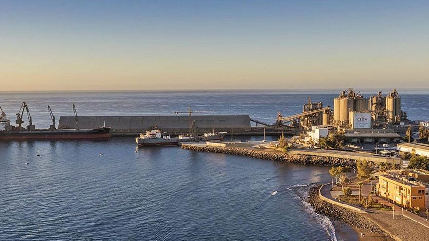 Ciuca rechaza la idea de trasladar  a cementera de  El Pajar a la costa  de Salinetas