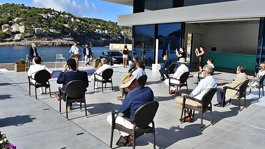 Salto cualitativo en el turismo náutico en Sóller